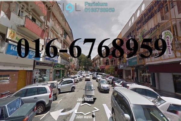 For Sale Shop at Taman Segar, Cheras Leasehold Unfurnished 0R/0B 3.5m