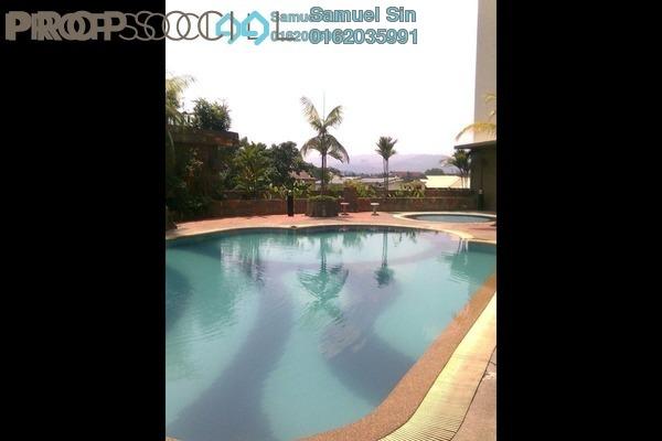 For Rent Apartment at Vista Damai, KLCC Freehold Unfurnished 1R/1B 2.5k
