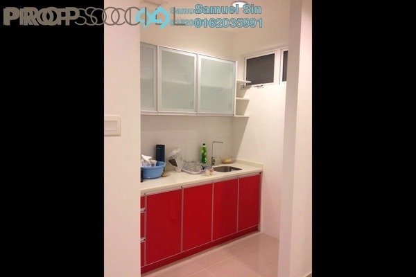 For Rent Apartment at Binjai 8, KLCC Freehold Unfurnished 1R/0B 3.5k
