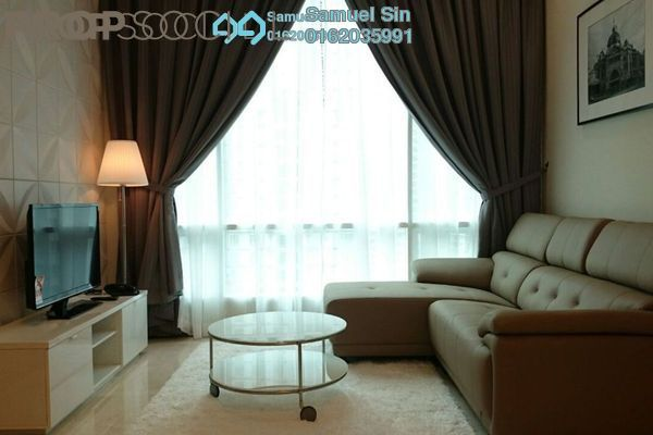 For Rent Condominium at Soho Suites, KLCC Freehold Unfurnished 2R/0B 5k