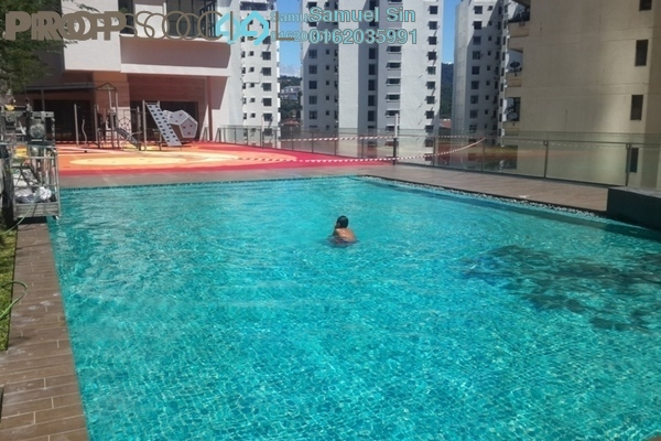 For Rent Condominium at The Elements, Ampang Hilir Freehold Unfurnished 1R/2B 2.9k