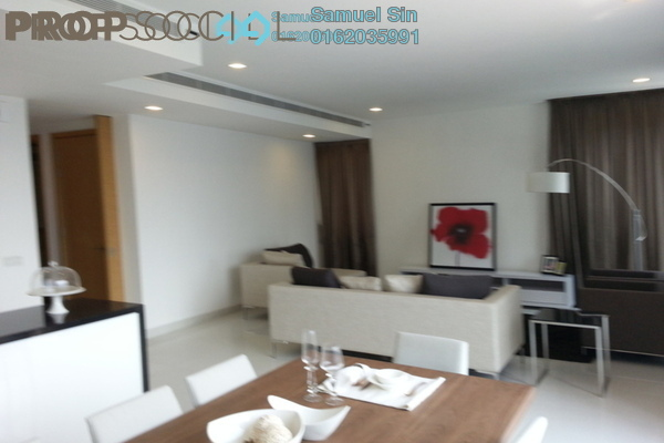 For Rent Condominium at Verticas Residensi, Bukit Ceylon Freehold Unfurnished 3R/3B 8k