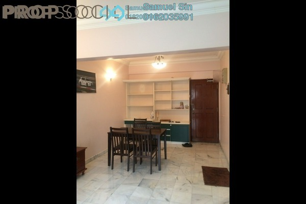 For Rent Condominium at Vista Damai, KLCC Freehold Unfurnished 1R/0B 2.5k