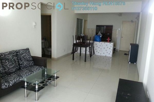 For Rent Condominium at Nilam Puri, Bandar Bukit Puchong Freehold Fully Furnished 3R/2B 1.4Ribu