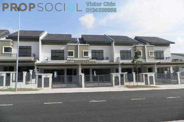 For Sale Terrace at 16 Sierra, Puchong Leasehold Unfurnished 4R/4B 1.1百万