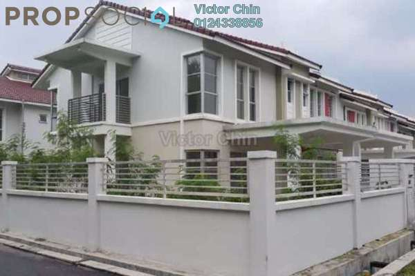 For Sale Terrace at Taman Dato Demang, Bandar Putra Permai Leasehold Unfurnished 4R/3B 955k