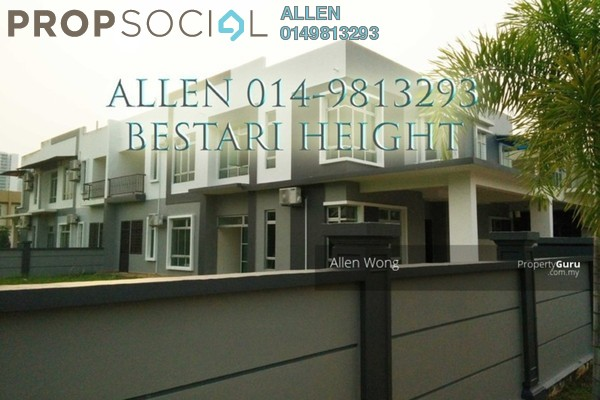 For Rent Semi-Detached at Bestari Business Park, Klang Freehold Fully Furnished 5R/5B 3.2k
