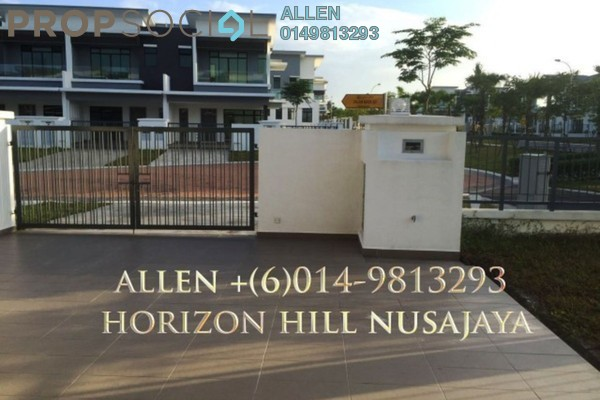 For Rent Terrace at The Hills, Horizon Hills Freehold Fully Furnished 4R/4B 3.8k
