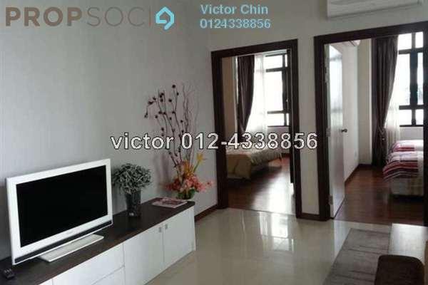 For Sale Condominium at The Heritage, Seri Kembangan Leasehold Semi Furnished 2R/2B 480k