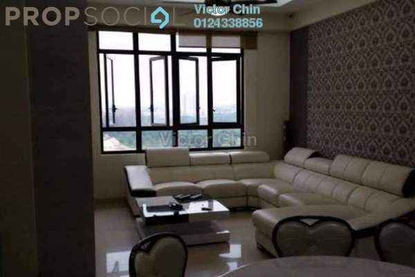 For Sale Condominium at The Heritage, Seri Kembangan Leasehold Fully Furnished 3R/3B 900k