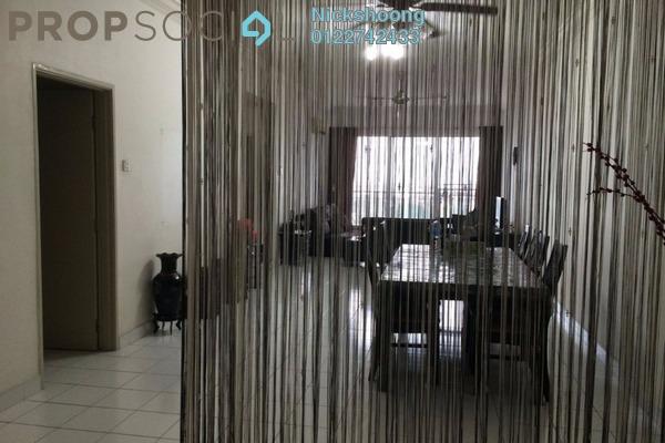 For Sale Condominium at Prima Setapak II, Setapak Freehold Semi Furnished 3R/2B 580k