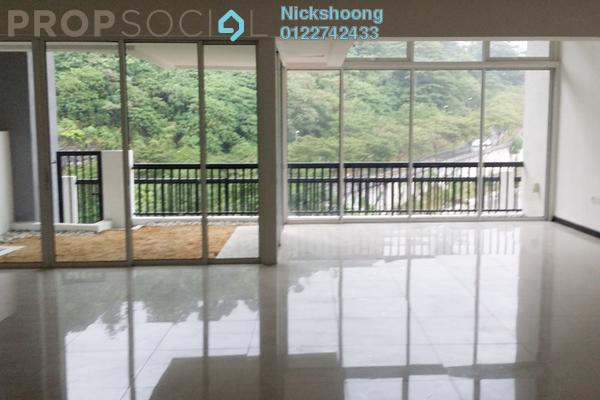 For Sale Duplex at Armanee Terrace II, Damansara Perdana Freehold Unfurnished 3R/4B 1.25m