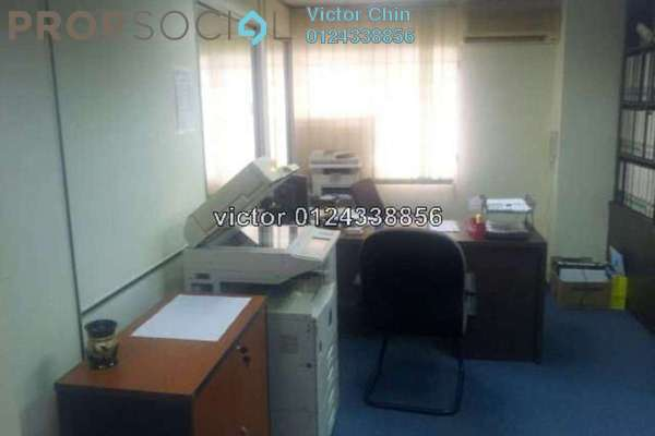 For Sale Office at South City Plaza, Seri Kembangan Freehold Semi Furnished 0R/0B 200k