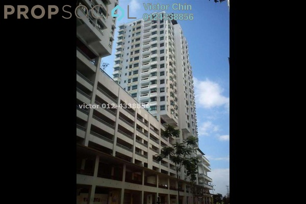For Sale Office at The Heritage, Seri Kembangan Leasehold Fully Furnished 0R/0B 12m