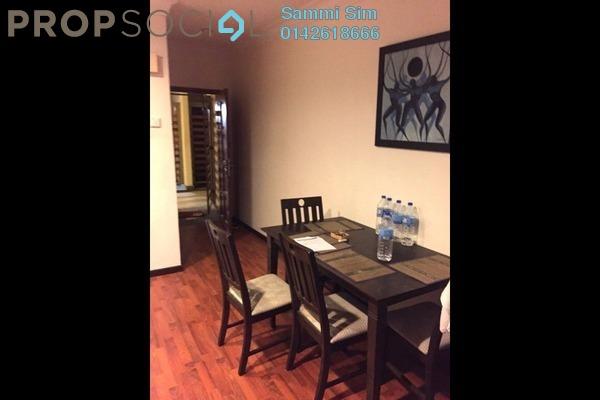 For Sale Condominium at Perdana View, Damansara Perdana Leasehold Semi Furnished 3R/2B 550k