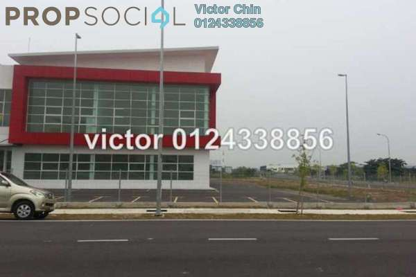 For Rent Factory at Putra Industrial Park, Puchong Freehold Unfurnished 0R/0B 45k