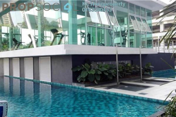 For Rent Apartment at Kiara Residence 2, Bukit Jalil Leasehold Semi Furnished 3R/2B 2.25k