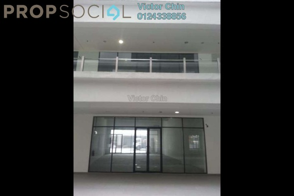 For Rent Shop at Street Mall @ One South, Seri Kembangan Leasehold Unfurnished 0R/0B 6k