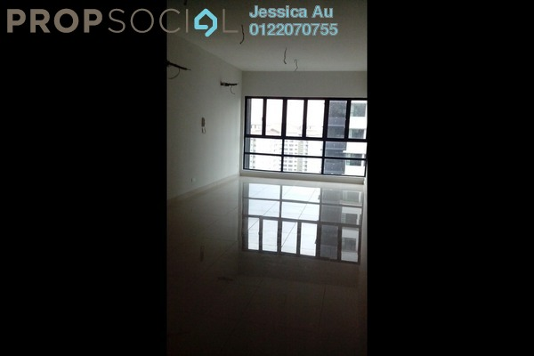 For Sale Condominium at KM1, Bukit Jalil Freehold Unfurnished 3R/3B 990k