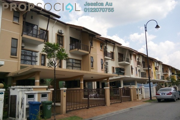 For Sale Link at Jalil Sutera, Bukit Jalil Freehold Semi Furnished 6R/4B 1.8m