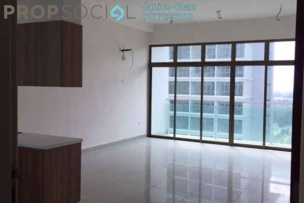 For Sale Serviced Residence at Palazio, Tebrau Freehold Semi Furnished 0R/1B 230k