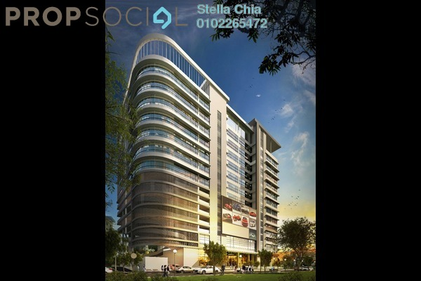 For Sale Office at The TRAX @ Chan Sow Lin, Sungai Besi Leasehold Unfurnished 0R/0B 530k