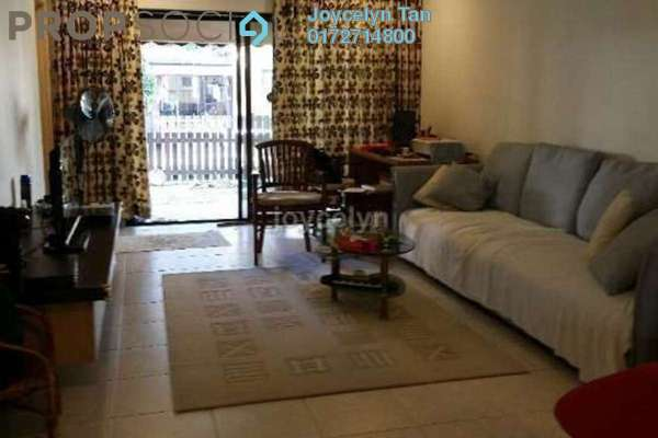 For Sale Terrace at Sri Damai, Bukit Rimau Freehold Semi Furnished 4R/3B 990k