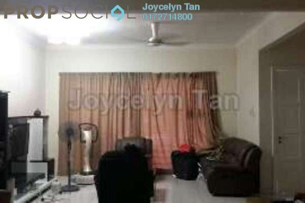 For Sale Terrace at Kemuning Bayu , Kemuning Utama Freehold Semi Furnished 4R/4B 900k