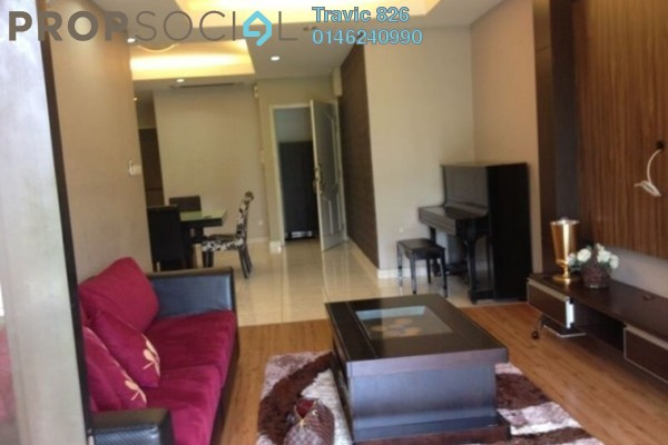 For Rent Condominium at Casa Indah 1, Tropicana Leasehold Fully Furnished 3R/2B 2.7k