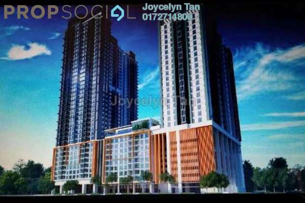 For Sale Condominium at Ascenda Residence @ SkyArena, Setapak Leasehold Unfurnished 3R/2B 545k