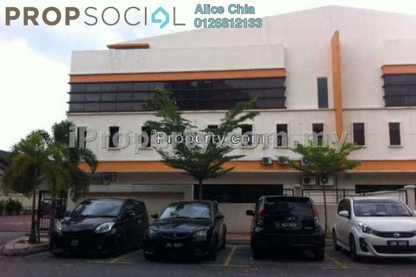 For Sale Factory at Section 51, Petaling Jaya Leasehold Semi Furnished 0R/0B 8.04m