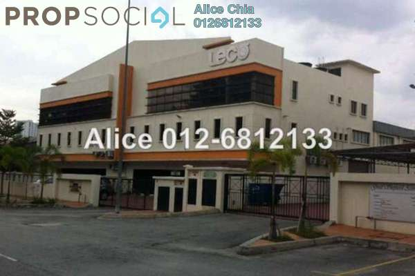For Rent Factory at Section 51, Petaling Jaya Leasehold Semi Furnished 0R/0B 31.6k