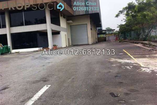 For Rent Factory at Temasya Industrial Park, Temasya Glenmarie Freehold Semi Furnished 0R/0B 45k