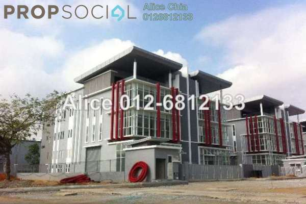 For Rent Factory at Temasya Industrial Park, Temasya Glenmarie Freehold Unfurnished 0R/0B 35k