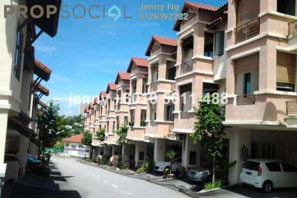 For Sale Terrace at Alila Homes, Tanjung Bungah Freehold Fully Furnished 4R/3B 1.5m