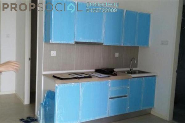 For Rent SoHo/Studio at Kelana Damansara Suite, Kelana Jaya Freehold Semi Furnished 0R/1B 1.2k