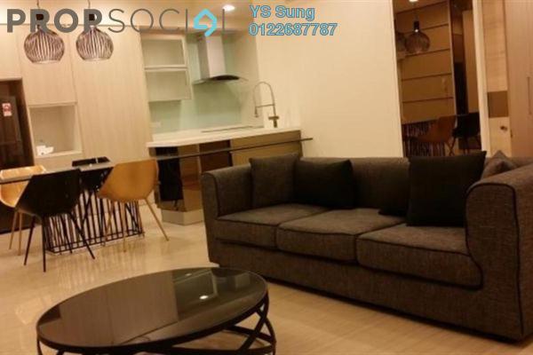 For Sale Serviced Residence at Eve Suite, Ara Damansara Freehold Fully Furnished 2R/2B 800k