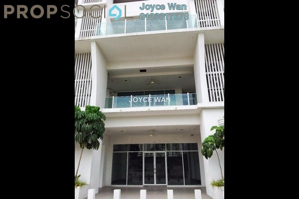 For Sale Office at The Scott Garden, Old Klang Road Freehold Semi Furnished 0R/0B 2.75m