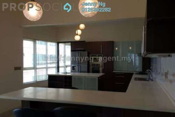 For Sale Condominium at The Cove, Tanjung Bungah Freehold Semi Furnished 5R/7B 2.7m