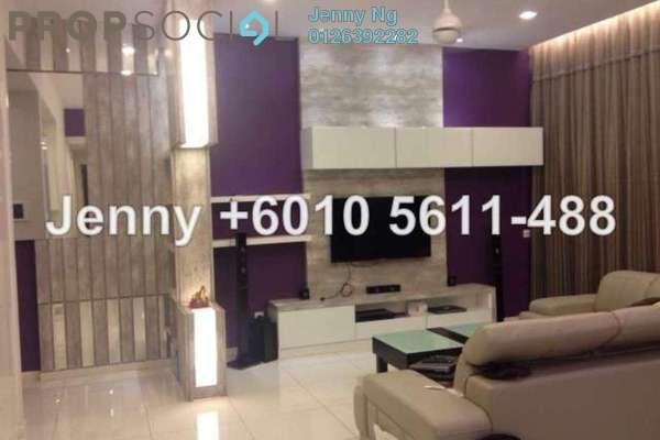 For Sale Condominium at The Light Collection I, The Light Freehold Semi Furnished 3R/3B 1.35m