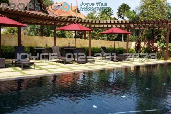 For Sale Semi-Detached at Bukit Kiara Residences, Sri Hartamas Freehold Semi Furnished 5R/6B 3.6m