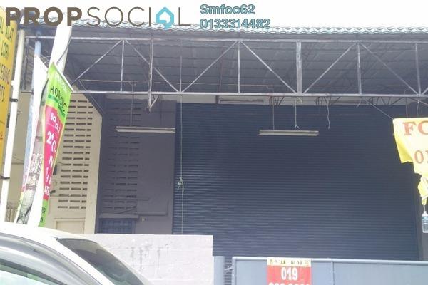 For Sale Factory at Taman Sri Batu Caves, Batu Caves Freehold Unfurnished 0R/0B 5.6m