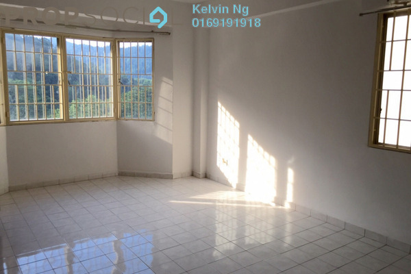 For Rent Apartment at Sri Ehsan Apartment, Kepong Freehold Semi Furnished 3R/2B 950translationmissing:en.pricing.unit