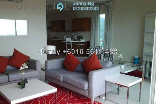 For Sale Condominium at Central Park, Green Lane Freehold Fully Furnished 4R/4B 1.55m