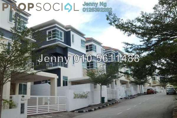 For Sale Semi-Detached at Ferringhi Residence, Batu Ferringhi Freehold Unfurnished 4R/5B 2.2m