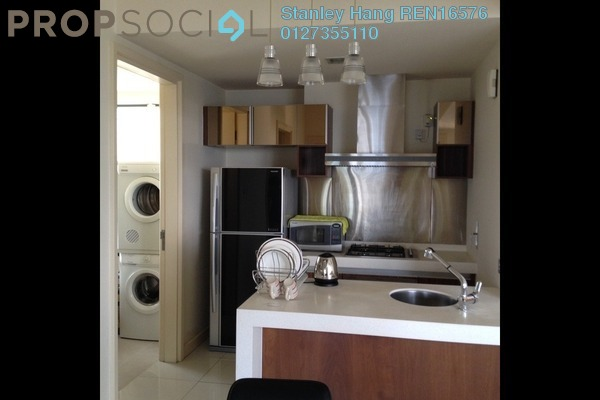 For Rent SoHo/Studio at Tiffani Kiara, Mont Kiara Freehold Fully Furnished 2R/2B 3.8k