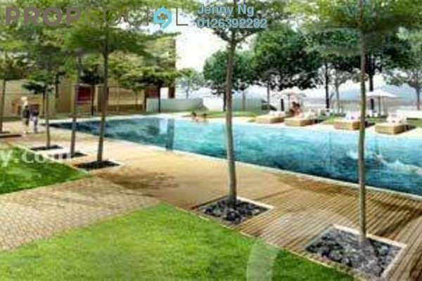 For Rent Condominium at The Light Linear, The Light Freehold Fully Furnished 3R/2B 3.8k
