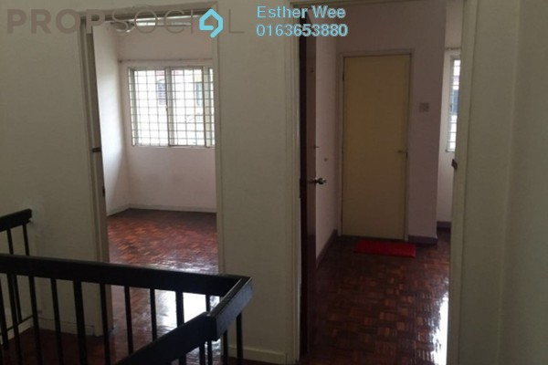 For Rent Terrace at SS17, Subang Jaya Freehold Semi Furnished 4R/3B 1.7k