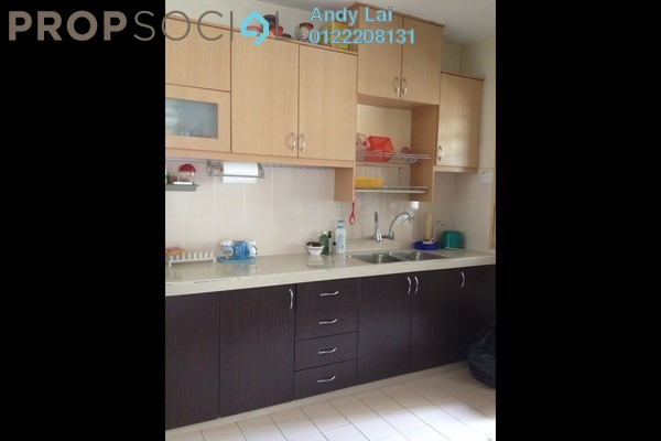For Sale Apartment at Vista Lavender, Bandar Kinrara Leasehold Fully Furnished 3R/2B 298k
