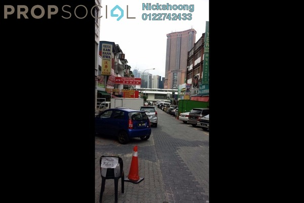 For Sale Shop at Kenanga Wholesale City, Pudu Freehold Semi Furnished 0R/0B 4.7m